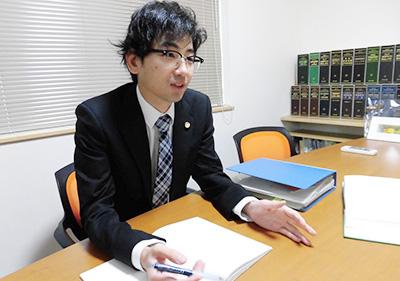 弁護士紹介/アソシエイト・青山昌平